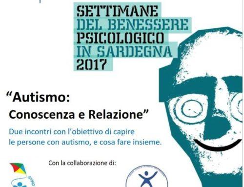 Seminari su AUTISMO:  CONOSCENZA  E RELAZIONE (17 e 14 ottobre 2017)