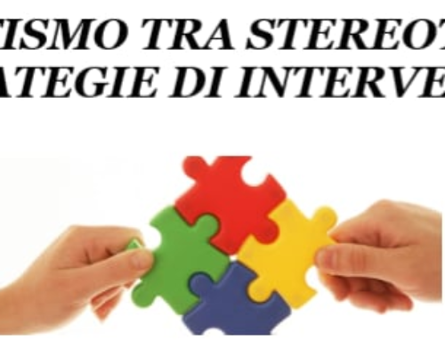 L'autismo tra stereotipi e strategie di intervento (24 marzo 2018 e 7 aprile 2018)